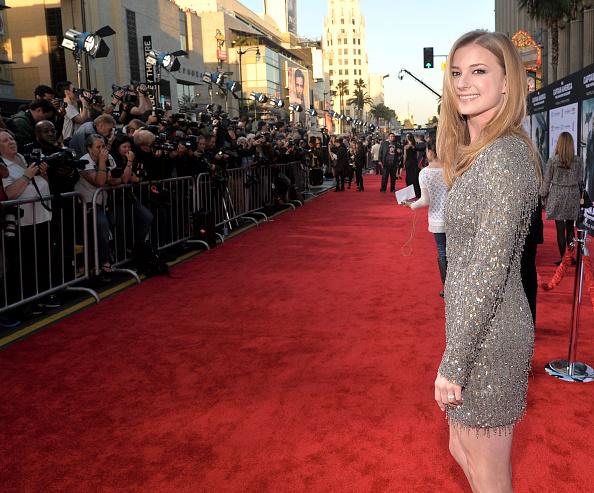 "Emily VanCamp「Marvel's ""Captain America: The Winter Soldier"" Premiere - Red Carpet」:写真・画像(9)[壁紙.com]"
