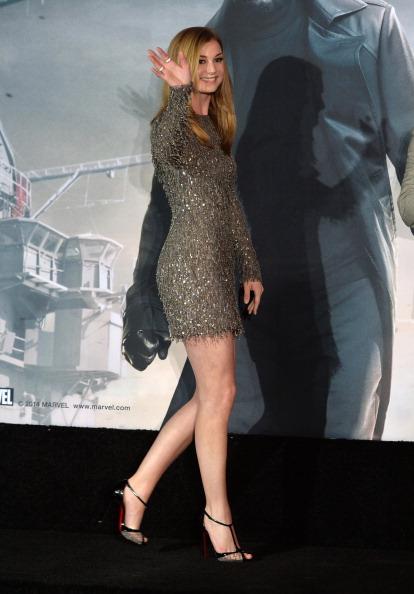"Emily VanCamp「Marvel's ""Captain America: The Winter Soldier"" Premiere - Red Carpet」:写真・画像(18)[壁紙.com]"