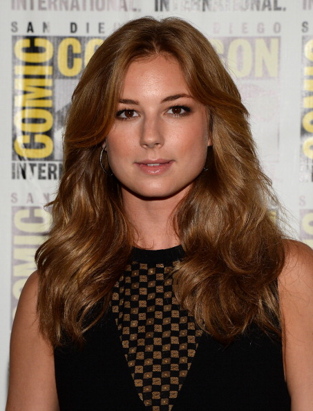 "Emily VanCamp「Marvel Studios' ""Thor: The Dark World,"" ""Captain America: The Winter Soldier"" And ""Guardians Of The Galaxy"" Red Carpet - Comic-Con International 2013」:写真・画像(12)[壁紙.com]"