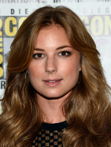 """Emily VanCamp「Marvel's """"Thor: The Dark World,"""" Marvel's """"Captain America: The Winter Soldier"""" And Marvel's """"Guardians Of The Galaxy"""" Red Carpet - Comic-Con International 2013」:写真・画像(3)[壁紙.com]"""