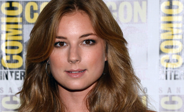 """Emily VanCamp「Marvel's """"Thor: The Dark World,"""" Marvel's """"Captain America: The Winter Soldier"""" And Marvel's """"Guardians Of The Galaxy"""" Red Carpet - Comic-Con International 2013」:写真・画像(4)[壁紙.com]"""