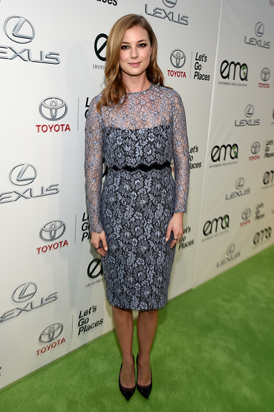 Emily VanCamp「24th Annual Environmental Media Awards Presented By Toyota And Lexus - Red Carpet」:写真・画像(5)[壁紙.com]