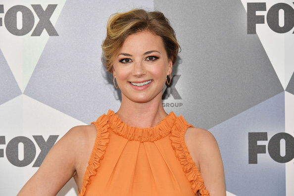 Emily VanCamp「2018 Fox Network Upfront」:写真・画像(10)[壁紙.com]
