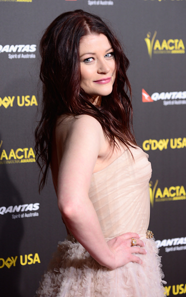 Emilie De Ravin「2015 G'Day USA Gala Featuring The AACTA International Awards Presented By QANTAS - Arrivals」:写真・画像(8)[壁紙.com]