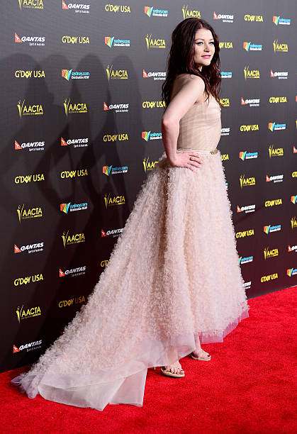 2015 G'Day USA Gala Featuring The AACTA International Awards Presented By QANTAS - Arrivals:ニュース(壁紙.com)