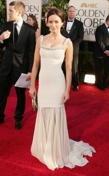 Golden Globe Awards 2007「The 64th Annual Golden Globe Awards - Arrivals」:写真・画像(4)[壁紙.com]