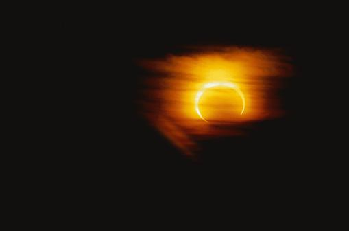 Annular Solar Eclipse「Annular Eclipse」:スマホ壁紙(8)