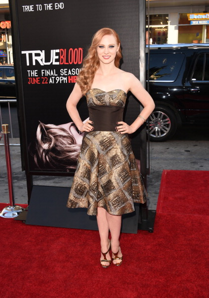 "HBO「Premiere Of HBO's ""True Blood"" Season 7 And Final Season - Arrivals」:写真・画像(3)[壁紙.com]"
