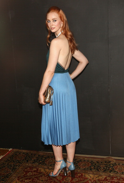Deborah Ann Woll「Marc Jacobs - Arrivals - Mercedes-Benz Fashion Week Spring 2014」:写真・画像(13)[壁紙.com]
