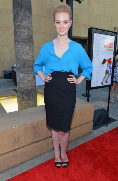 """Rolled-Up Sleeves「Premiere Of Fox Searchlight Pictures' """"Ruby Sparks"""" - Red Carpet」:写真・画像(16)[壁紙.com]"""