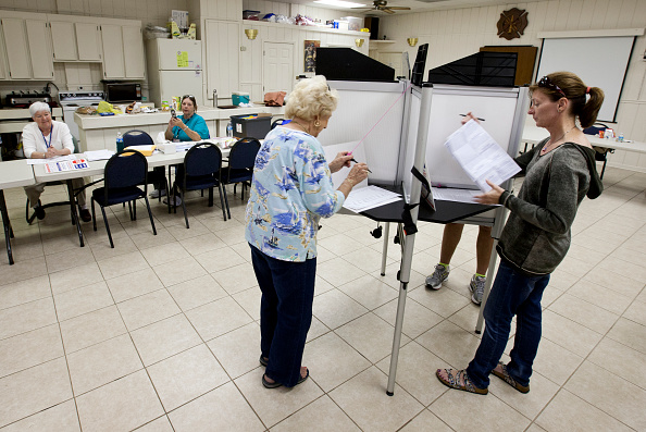 Florida - US State「U.S. Citizens Head To The Polls To Vote In Presidential Election」:写真・画像(4)[壁紙.com]