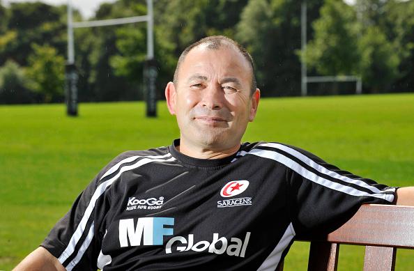 Eddie Jones「Premiership Rugby Union Eddie Jones Head Coach of Saracens RFC 2008」:写真・画像(6)[壁紙.com]