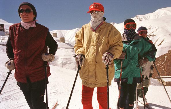 Ski Pole「Iranian Skiers」:写真・画像(13)[壁紙.com]