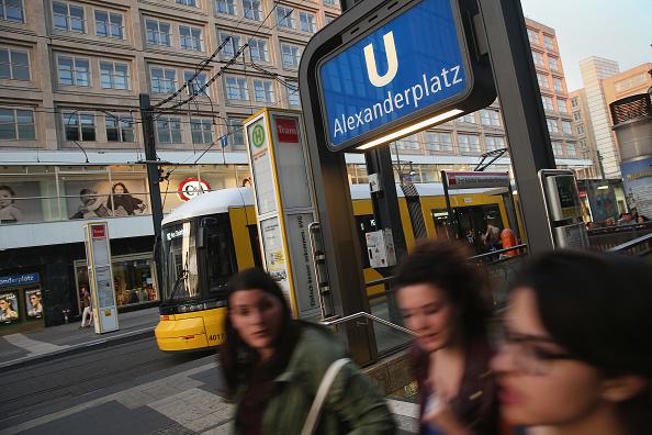 Subway「Impressions Of Alexanderplatz」:写真・画像(14)[壁紙.com]