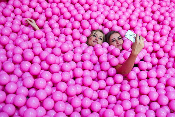 Photography Themes「Supercandy! Pop-Up Museum Offers Visual Venue For Selfies」:写真・画像(9)[壁紙.com]