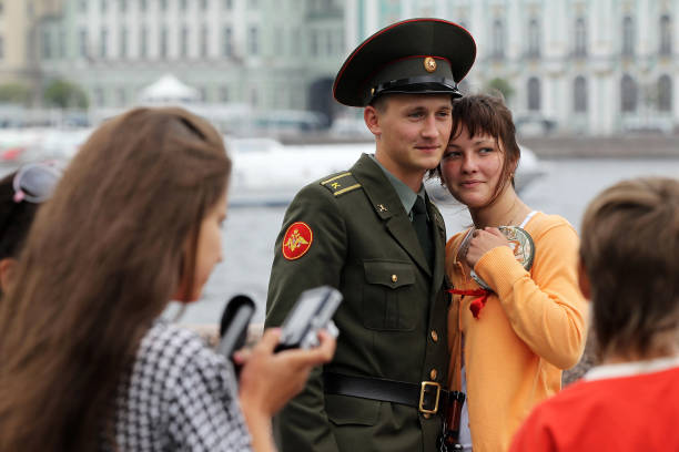St. Petersburg - Everyday Life:ニュース(壁紙.com)