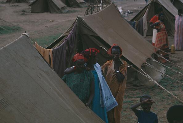 Finance and Economy「Refugee Camp, Somalia, 1986」:写真・画像(5)[壁紙.com]