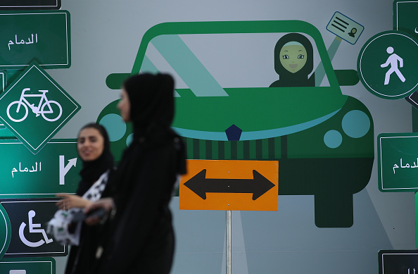 Saudi Arabia「Saudi Women Prepare To Drive As Ban Nears End」:写真・画像(8)[壁紙.com]