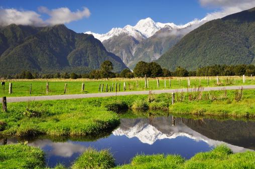 Mount Tasman「Mount Tasman」:スマホ壁紙(17)
