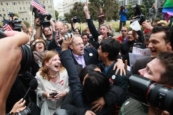 Domination「Federal Judge Announces Ruling On Constitutionality Of Proposition 8」:写真・画像(17)[壁紙.com]