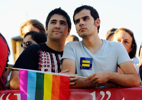 Support「Same-Sex Marriage Supporters In California Celebrate After Judge's Ruling」:写真・画像(18)[壁紙.com]