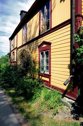 Formal Garden「Old Swedish mansion」:スマホ壁紙(4)