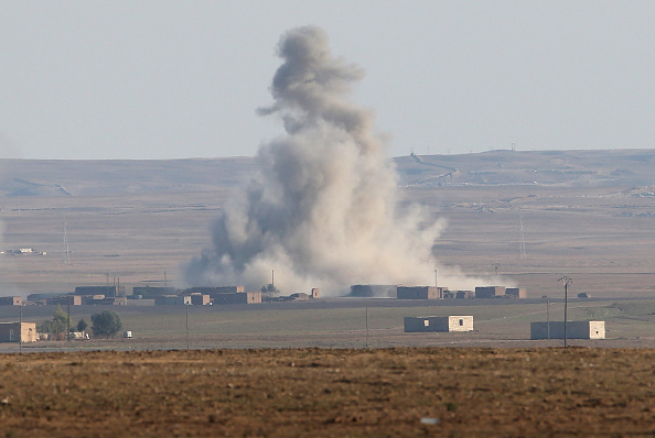 USA「Syrian Kurdish Republic Of Rojava Becomes Bulwark In Battle Against ISIL」:写真・画像(9)[壁紙.com]