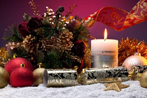 Christmas Cracker「Christmas decorations」:スマホ壁紙(11)