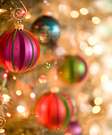 Decoration「クリスマスの装飾」:スマホ壁紙(12)