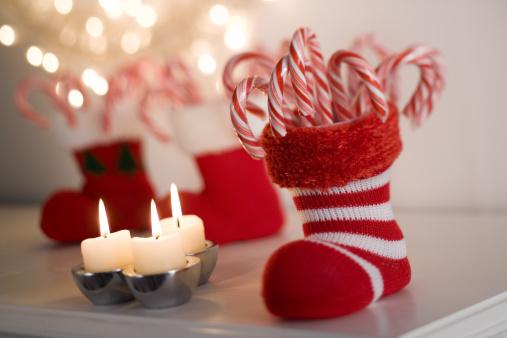 Sweet Food「Christmas decorations」:スマホ壁紙(8)