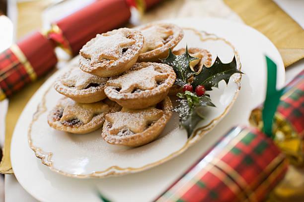 Christmas dessert:スマホ壁紙(壁紙.com)