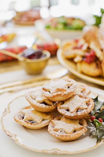 Mince Pie「Christmas dessert」:スマホ壁紙(7)