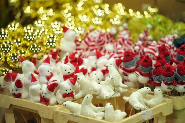 Christmas Market「New Covent Garden Flower Market Gears Up For Christmas」:写真・画像(18)[壁紙.com]