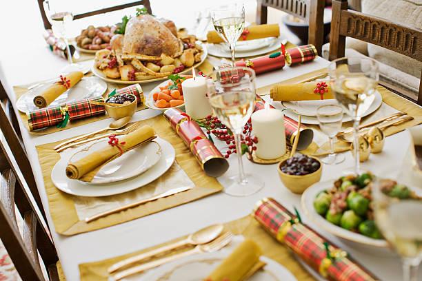 Christmas dinner:スマホ壁紙(壁紙.com)