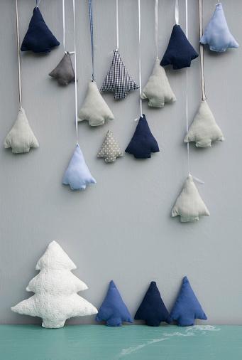 Sewing「DIY Christmas decoration」:スマホ壁紙(12)