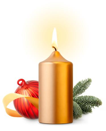 記念日「クリスマスの装飾」:スマホ壁紙(19)