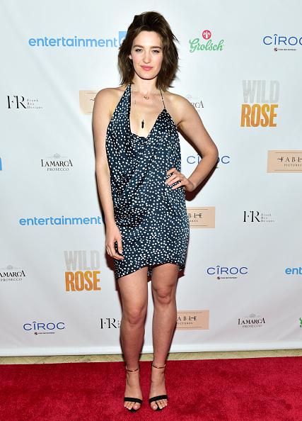 薔薇「Premiere Party For Entertainment One's 'Wild Rose' - Arrivals」:写真・画像(0)[壁紙.com]