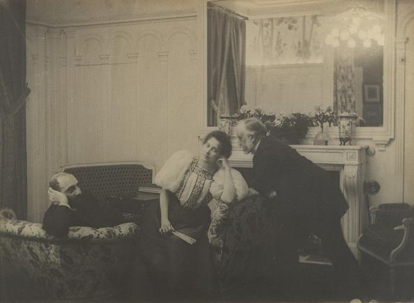 Edgar Degas「Paul Poujaud」:写真・画像(3)[壁紙.com]