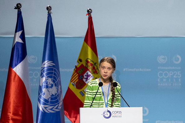 Madrid「Greta Thunberg Attends COP25 Plenary Session In Madrid」:写真・画像(17)[壁紙.com]