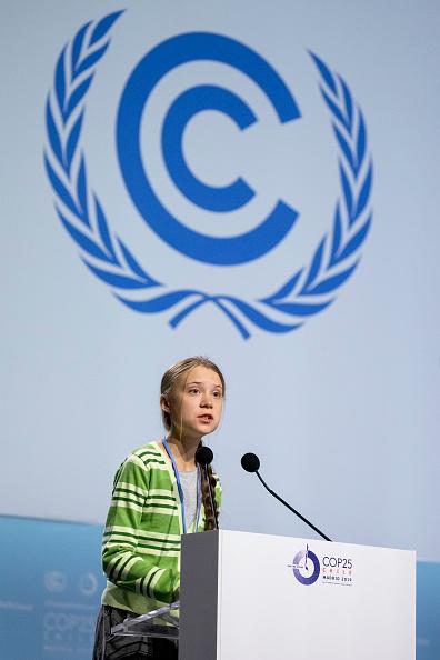 Madrid「Greta Thunberg Attends COP25 Plenary Session In Madrid」:写真・画像(15)[壁紙.com]