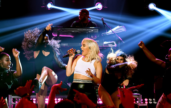 Radio「iHeartRadio LIVE With Bebe Rexha Presented By Forever 21」:写真・画像(14)[壁紙.com]
