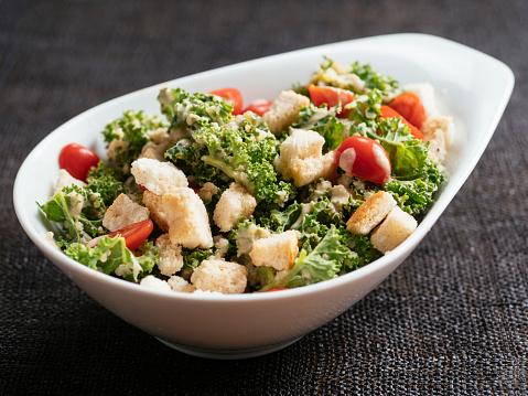 Caesar Salad「Kale quinoa caesar Salad」:スマホ壁紙(18)