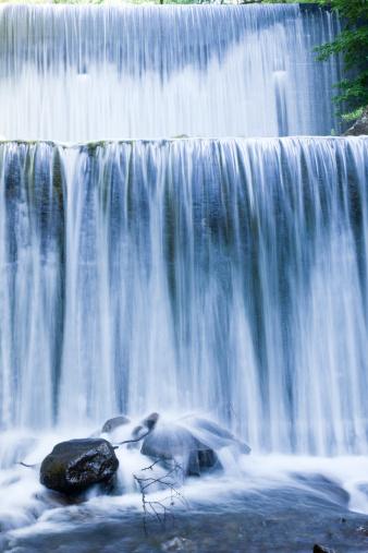 Spraying「Forest Dam」:スマホ壁紙(19)