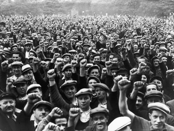 Occupation「Worker's Power」:写真・画像(8)[壁紙.com]