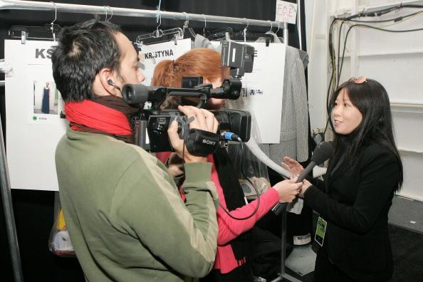 Iisli「Iisli Fall 2006 - Backstage」:写真・画像(7)[壁紙.com]
