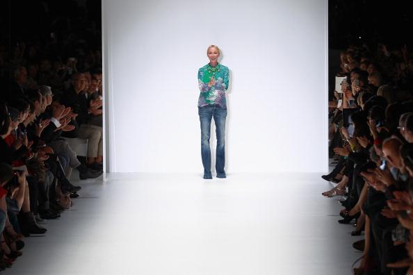 Frida Giannini「Gucci - Runway - Milan Fashion Week Womenswear S/S 2013」:写真・画像(6)[壁紙.com]