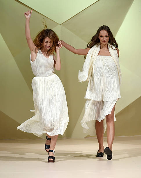 Starch Foundation Designers - Runway - Fashion Forward Dubai October 2014:ニュース(壁紙.com)