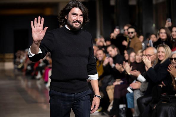 Stéphane Rolland - Designer Label「Stephane Rolland : Runway - Paris Fashion Week - Haute Couture Spring/Summer 2020」:写真・画像(1)[壁紙.com]
