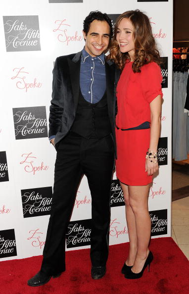 Rose Byrne「Z SPOKE By Zac Posen Launch Party」:写真・画像(7)[壁紙.com]