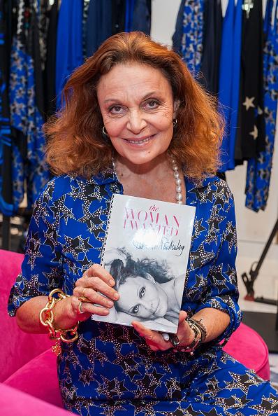 """Diane von Fürstenberg - Fashion Designer「Diane von Furstenberg Signs Copies of Her New Book, """"The Woman I Wanted To Be""""」:写真・画像(14)[壁紙.com]"""